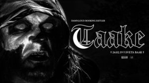 Taake (NOR) + support • 24.02 • Sveta @ Sveta Baar | Tallinn | Estonia